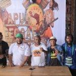 Penyelenggaraan Festival Reggae Yang Bertepatan dengan PON Papua