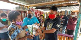 Dinas Pendidikan Papua Mempertahankan Bahasa Ibu