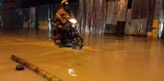 Banjir dan Tanah Longsor Melanda Kota Sorong