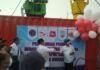 Pengiriman Beras Perdana Dari Merauke ke Surabaya