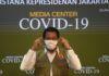 Satgas Covid-19: Tindak Tegas Pelanggar Protokol Kesehatan