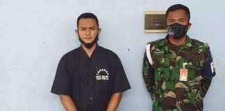 Prajurit TNI Ditahan Karena Menyanyi Dukung Rizieq