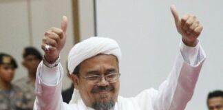 Habib Rizieq Ternyata Dideportasi Dari Arab Saudi
