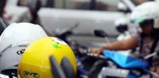Helm Hilang