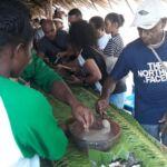 Kampung Abar, Papua, Gelar Festival Makan Papeda Tahun 2021