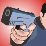 Penembakan di Cafe oleh Oknum Polisi Saat PPKM